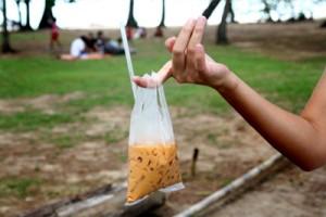 Bolsa de té tailandés